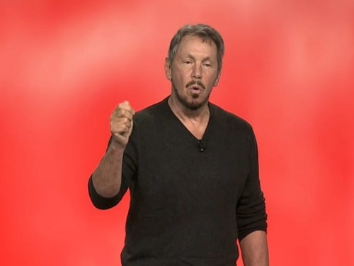 Oracle's Larry Ellison: IBM and SAP were our biggest competitors but 'we no longer pay any attention' to them