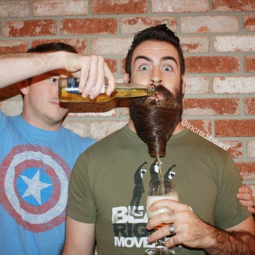 This Man Used His Epic Beard To Build A Social Media Empire
