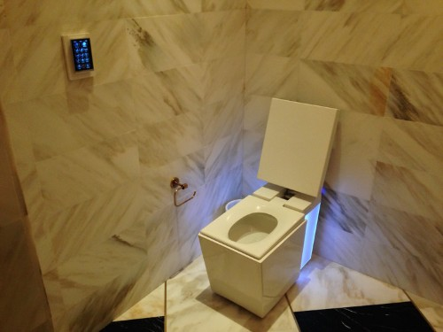 The $6,700 Luxury Toilet Opens And Closes The Lid For You, Plays Soothing Music, And Even Has A Heated Seat