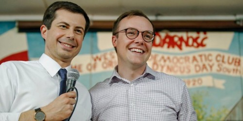 Pete Buttigieg says if 'God belonged to a political party' it wouldn't be the Republican party