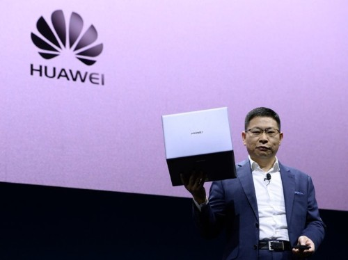 Huawei US ban: Microsoft removed MateBook laptops from stores