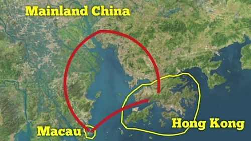 A Quick Refresher On The Difference Between Macau, Hong Kong, And Mainland China
