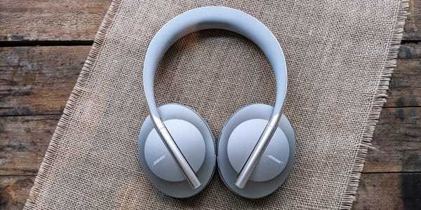 Bose's new Noise Cancelling 700 headphones could be new gold standard - Business Insider