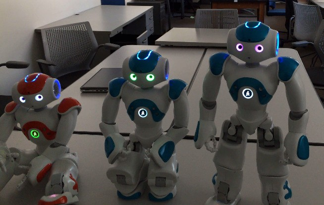 This robot passed a 'self-awareness' test that only humans could handle until now