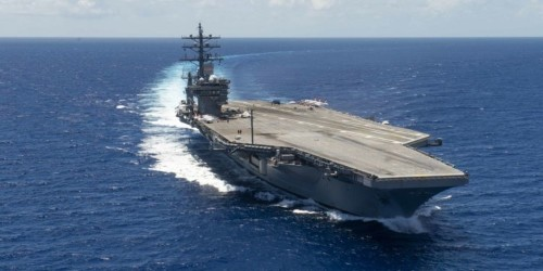 The US Navy is having sailors train on an ineffective aircraft carrier weapon it's getting rid of