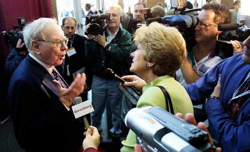 Warren Buffett believes that a company's greatest asset is something intangible