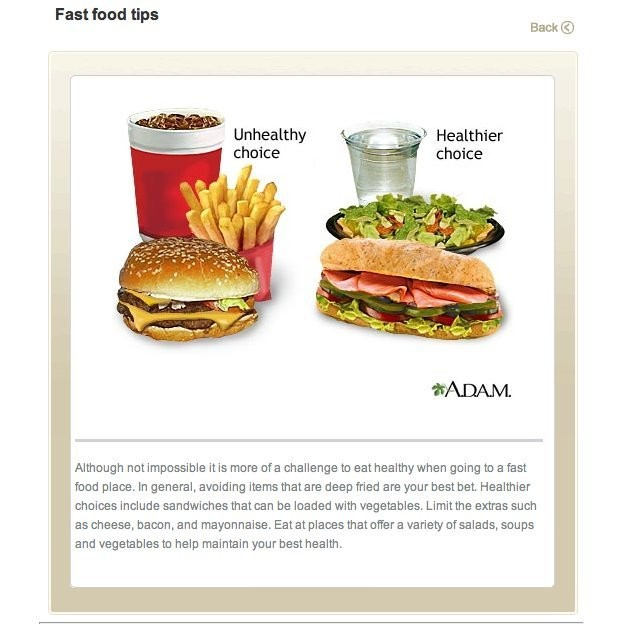 McDonald's Tells Employees To Avoid Fast Food
