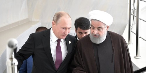 Simmering US-Iran tensions may be giving Russia an opening for a plan that's 300 years in the making