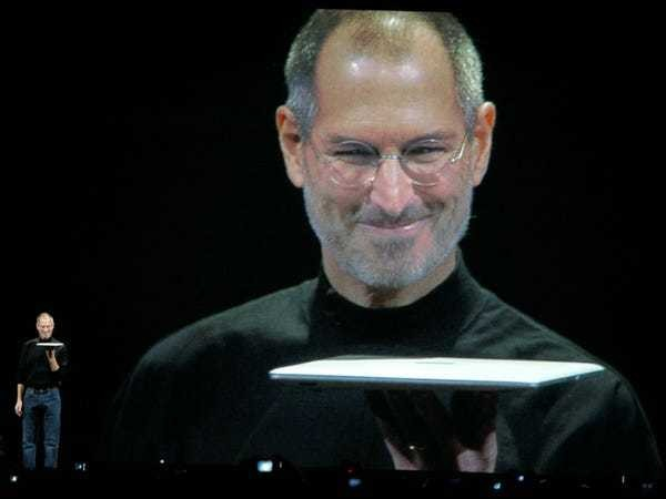 This Steve Jobs quote perfectly sums up the key to success - Business Insider