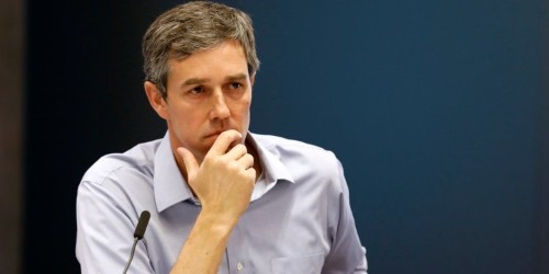 Beto O'Rourke's bad polling numbers keep getting worse