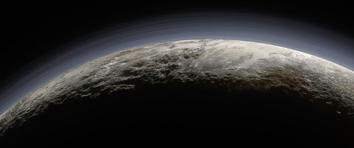 Mysterious x-rays are streaming our way from Pluto, and no one knows why