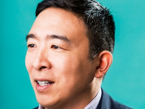 Andrew Yang's universal basic income plan, explained
