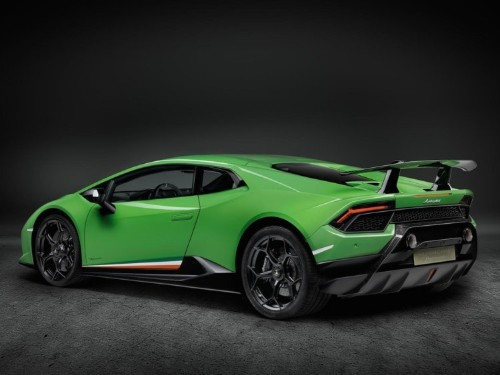 The Huracán Performante is the ultimate Lamborghini