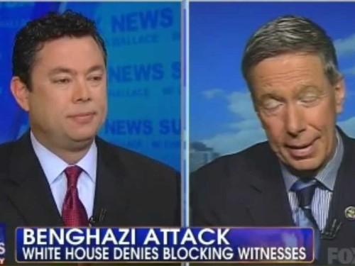 Republican And Democratic Congressmen Get Into Heated Debate Over Upcoming Benghazi Attack Hearing