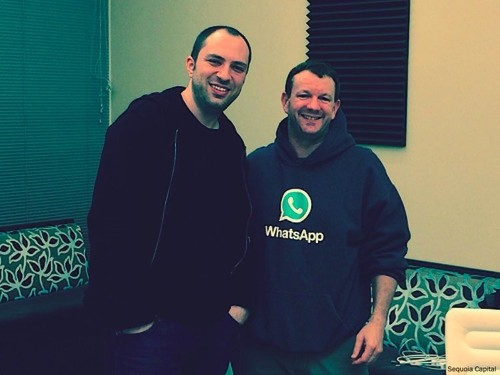 The cofounder of WhatsApp explained why his $19 billion app was built using obscure software development tools