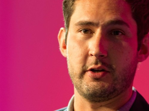 Instagram's Kevin Systrom: People Keep Asking If My $1 Billion Was Too Small
