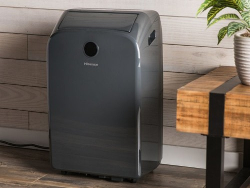 This portable air conditioner is surprisingly versatile and very quiet — and I love that it's compatible with Amazon Alexa