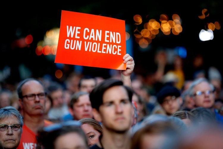 GUNS & TRAGEDIES - cover