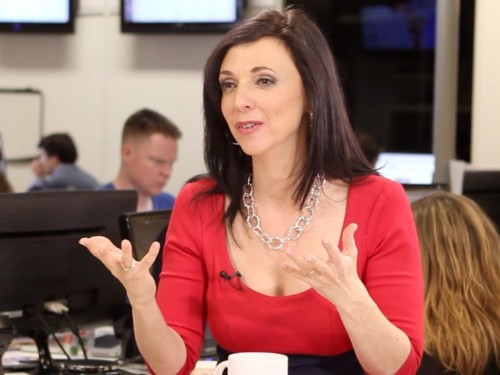 Bestselling author Susan Cain shares a simple trick to help introverts succeed at work