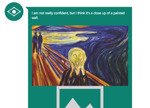 Watch Microsoft's new AI bot struggle to interpret famous works of art