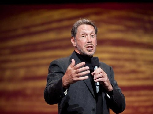 Larry Ellison Hints At New Partnerships With Salesforce, Microsoft And NetSuite Coming Next Week