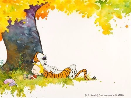 'Calvin and Hobbes' just turned 30 — here's the history of the strip and its mysterious creator Bill Watterson