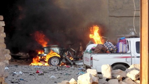 The war against ISIS in Iraq just took a dark turn
