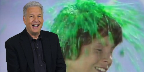 Here's what Nickelodeon slime is made of — according to 'Double Dare' host Marc Summers