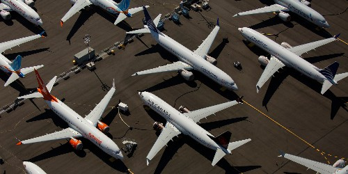 Boeing slides on report that employees may have misled the FAA on the doomed 737 Max - Business Insider