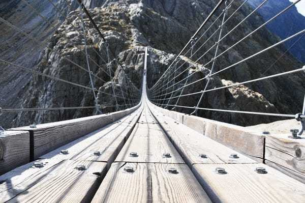 World's most terrifying bridges - Business Insider