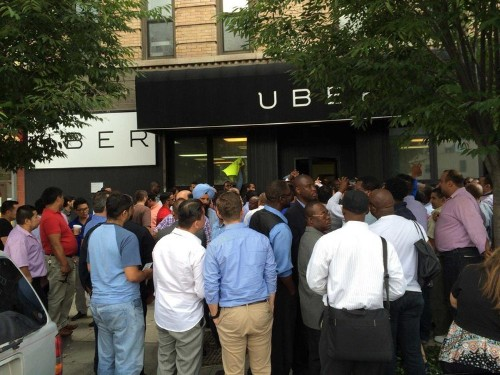 Why Uber Drivers Say They Just Can't Quit Working For The Company