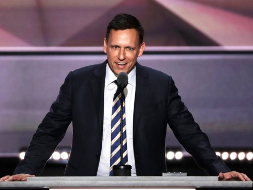 Peter Thiel calls on FBI and CIA to probe Google's China links