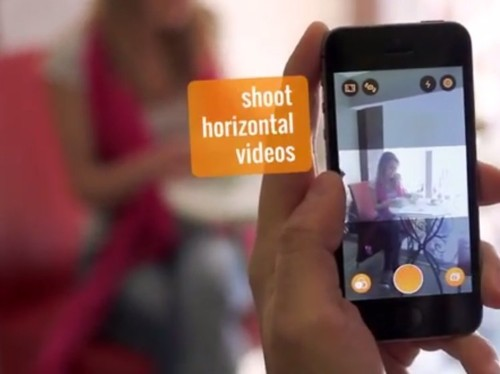With Horizon, The Trippiest iPhone Video Ever Is Just A Car Ride Away