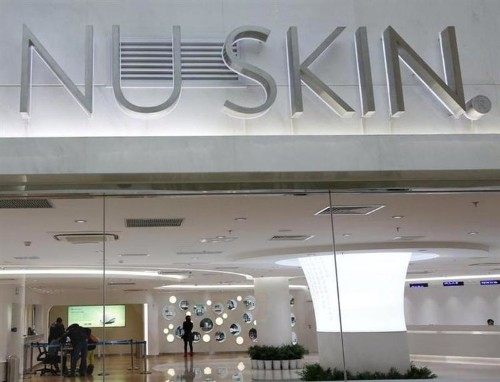 China Has Fined NU Skin For Illegal Sales And Misleading Consumers