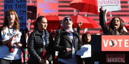 3 Women's March co-chairs out after accusations of anti-Semitism