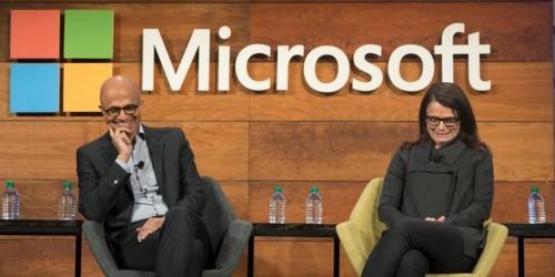 Microsoft email chain claims shocking behavior toward women