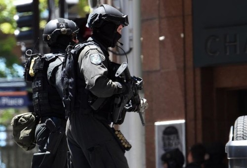 Government targeted as anti-terror police arrest two in Australia