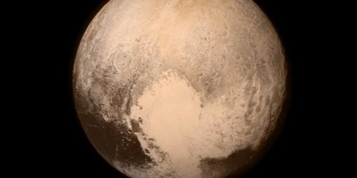 NASA just released a video of what it would be like to land on Pluto, and it's breathtaking