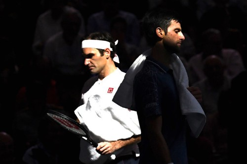 Roger Federer just downplayed Novak Djokovic's greatest achievement
