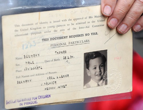 75 Years Ago, This British Stockbroker Saved 669 Children From Nazi Death Camps