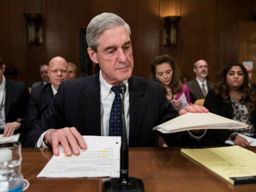 Mueller's team just asked for an extension on their deadline, citing a large workload