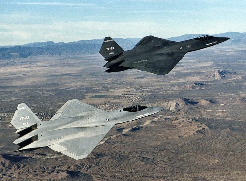 Check out the Black Widow II — the advanced fighter that lost out to the F-22 Raptor