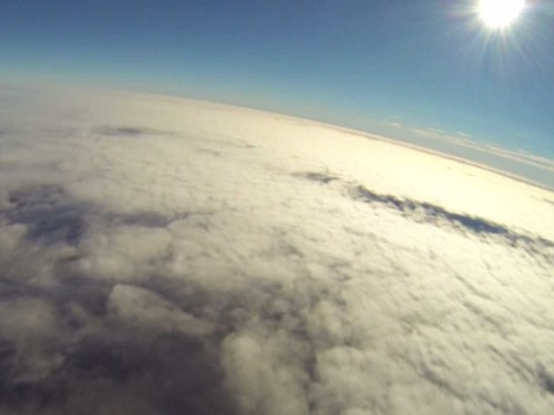 Here's What It Looks Like When You Send A GoPro Camera To The Stratosphere