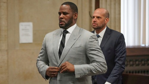 R. Kelly held in jail without bond, after prosecutor argues he poses 'danger' to young girls if set free