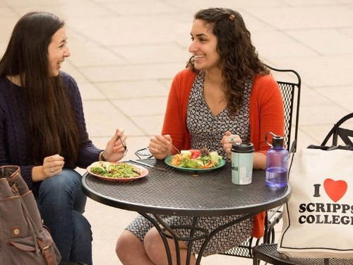 The 20 colleges with the best dining halls