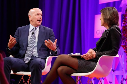 Goldman Sachs job cuts — How to pitch VCs — Walmart's trucking ambitions