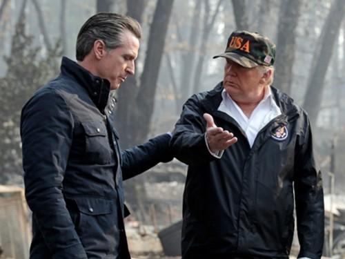 Trump landed crushing blows to 3 of California's biggest priorities this week