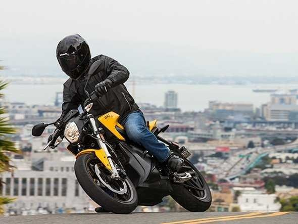 Why an electric motorcycle is better than a car