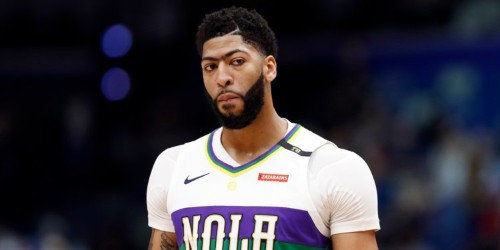 The Lakers' draft pick could become the key to the Anthony Davis trade saga