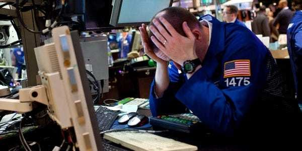 How the next stock market crash could be hastened by a surging deficit - Business Insider